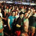 An der Reggae Night