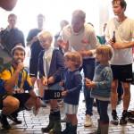 Hebammen gewinnen LietschCity Cup in der Halle