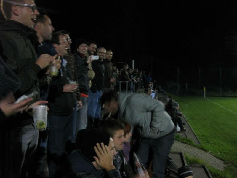 Volle Ränge beim Cup-Achtelfinale 2012